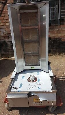 Latest Model Archway Kebab Machine,4 Burner Doner Shawarma Machine Original  • 1,049£