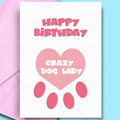 £2.95 • Buy Birthday Card For Wife Funny Card For Partner Humour Birthday Cards