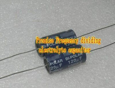 £2.10 • Buy 100V 120uf 150uf 180uf Promise Capacitor Audio Divider Electrolytic Capacitor