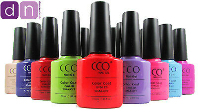 Cco Uv Led Nail Gel Polish Varnish Nails Soak Off Official Distributor Free P&p • 4.99£