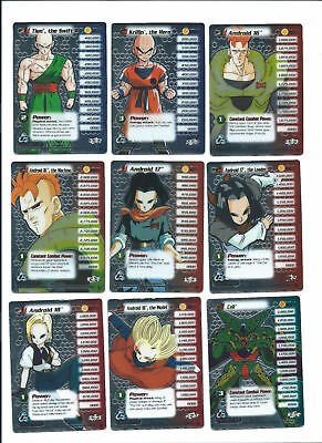 AU59.45 • Buy Dragon Ball Z DBZ CCG Score Cell Saga Wrapper Redemption HT Promo Lot X9 Foil