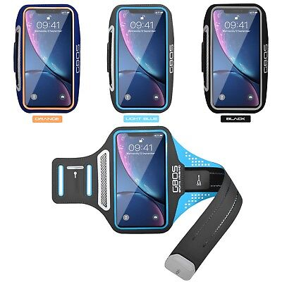 AU19.99 • Buy GBOS® New Light Weight Sport Armband Gym Running Exercise For IPhone X XS Max XR