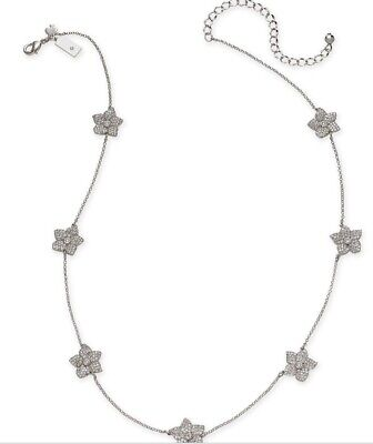 $ CDN97.32 • Buy $128 Kate Spade Pave Bloom Scatter Blooming Necklace KS4