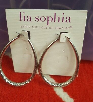 $ CDN28.97 • Buy Lia Sophia Park Avenue Earrings