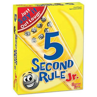 AU30.11 • Buy 5 Second Rule Jr. Board Game - Play Monster Free Shipping!