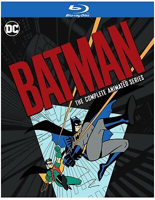 Batman: The Complete Animated Series (Blu-Ray) • 49.99£