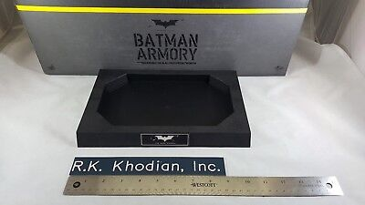 $ CDN55.99 • Buy Hot Toys 1/6 Scale Empty Armory Base Only From Batman TDKR Armory Set MMS236