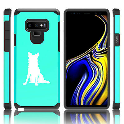 $ CDN19.76 • Buy For Samsung Galaxy Note 8 9 Shockproof Hard Case Cover Border Collie