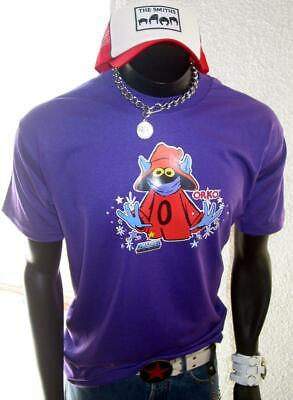 $75.60 • Buy VTG 1983 MOTU RARE ORKO Cartoon He-Man Mattel Masters Of Universe 8 Back T-shirt
