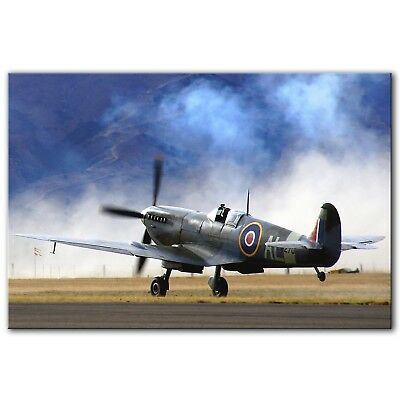 £69.97 • Buy Supermarine Spitfire Mk IXc PV270 ~ Canvas Print Wall Art Photo Picture: 5 Sizes