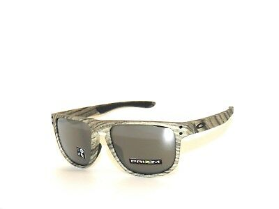 3262d92e158 Oakley Holbrook R 9377-12 Walnut Prizm Black Sunglasses • 149.99