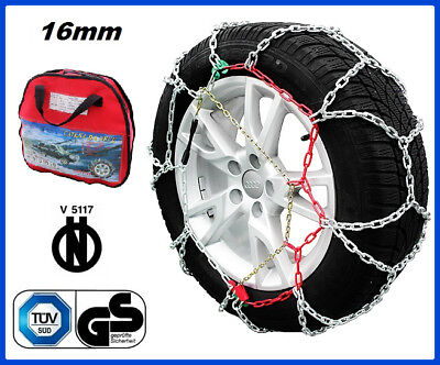 AU78.08 • Buy CATENE DA NEVE 4x4 SUV 16MM 185/70 R14 PEUGEOT 305 [01/1977->12/82]