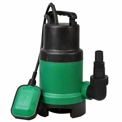 £34.89 • Buy Electric Submersible Pump For Clean Or Dirty Water - Flood/pool/garden/well/pond