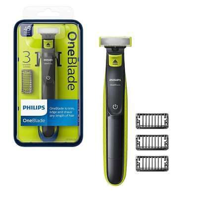£24.40 • Buy Philips QP2520/25 OneBlade Wet Dry Facial Hair Trimmer Shaver