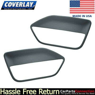$143.31 • Buy Coverlay - Replacement Door Panel Insert Slate Gray 12-59-SGR For Ford Mustang