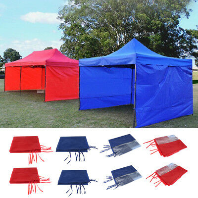Waterproof Instant Canopy Sidewall Outdoor Camping Tent Awning Accessories • 13.30£