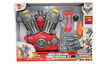 £18.99 • Buy Build Your Own Engine Overhaul Building Tool Set Brand New