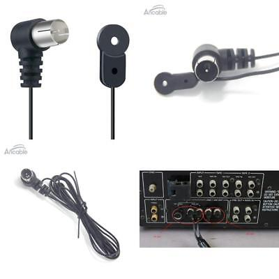 AU16.88 • Buy Ancable FM Antenna 75 Ohm UNBAL For Yamaha Natural Sound Stereo Receiver