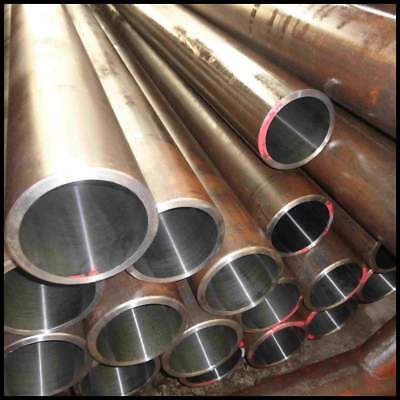 £11.70 • Buy MILD STEEL SEAMLESS ROUND TUBE PIPE CDS 7.94mm To 50.8mm O/D 100mm To 500mm