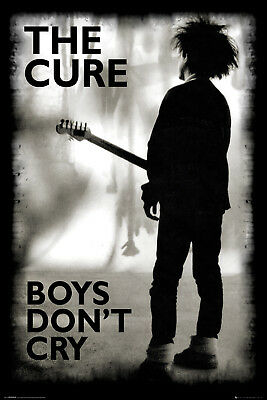 £6.12 • Buy The Cure Boys Don't Cry Maxi Poster 61x91.5cm Goth Rock Rober Smith 80s