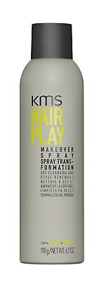 AU27.95 • Buy Kms Hairplay Makeover Spray 250 Ml Hair Play