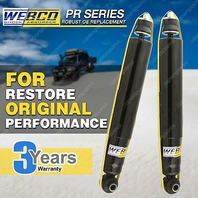 AU116.26 • Buy Pair Rear Webco Shock Absorbers For KIA PREGIO KNCTB24 2.7 Diesel Van 02-06