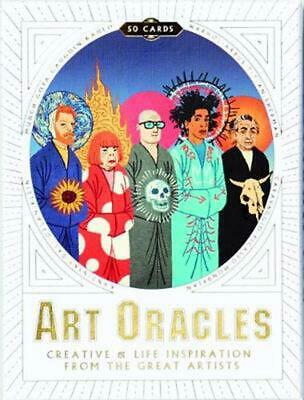 $ CDN20.84 • Buy Art Oracles: Creative & Life Inspiration From The Great Artists By Katya Tylevic