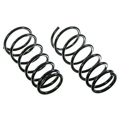 $125.49 • Buy For Chevy S10 43L 6V RWD 99-03 Front Constant Rate 590 Coil Spring Set Moog