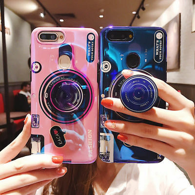 $ CDN8.75 • Buy Retro Camera Shockproof Back Phone Case Cover For IPhone 11 Pro Max 7 8 &Samsung