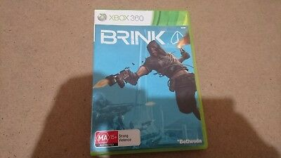 AU7 • Buy Brink Xbox 360 Game Complete With Manual