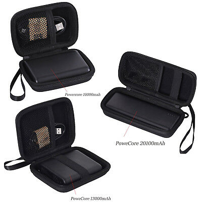 AU8.13 • Buy Hard Case Carry Bag For Anker PowerCore 20100mAh 13000mA 10000mAh Power Bank