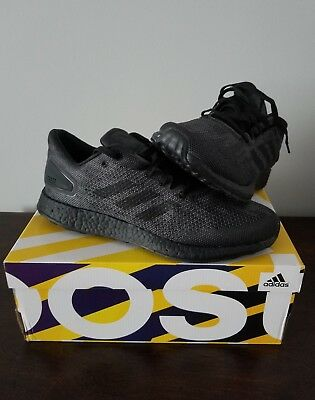 $ CDN59.99 • Buy Brand New With Tags Adidas Pure Boost All Black Size 8.5