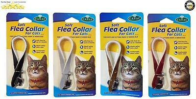 Beaphar Canac Soft Flea Collar For Cat With Bell Effective For 4 Months • 4.99£