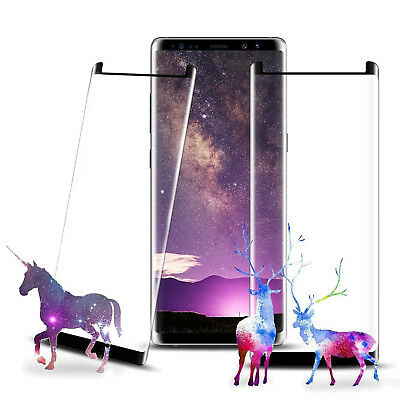 $ CDN10.99 • Buy Ultra Clear Tempered Glass Screen Protector For Front For Samsung Galaxy Note 9