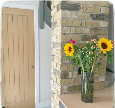 London Town Brick Slips, Wall Cladding, Feature Wall, Brick Tiles SAMPLE • 0.99£