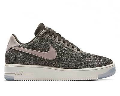 best service f4f92 bd774 Nuovo Donna Nike Air Force 1 Flyknit Basse 820256 008 • 93.38€