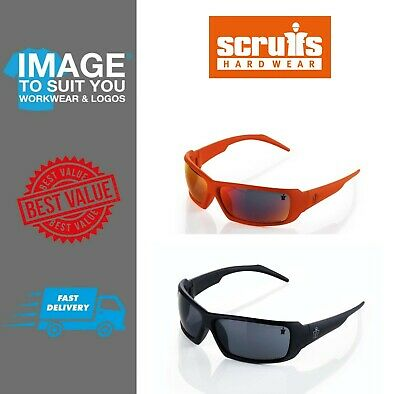£6.95 • Buy Scruffs Eagle Safety Specs Anti-Fog UV Protection Cycling Glasses