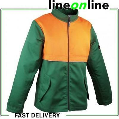 Cofra Saw Brake Woodcutter Chainsaw Protection Work Jacket • 74.68£
