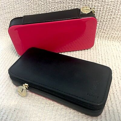 YSL Cosmetic Case Box Makeup Bag MIRROR INSIDE New With Original Packing X 1 • 26.50£
