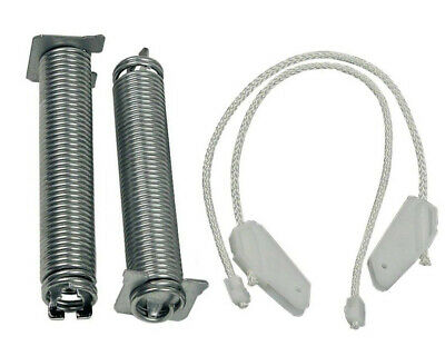 £10.29 • Buy Genuine Dishwasher Door Hinge Springs And Cable Rope For Bosch Neff 754869