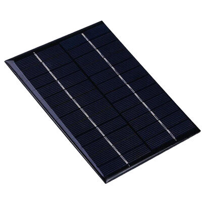 Portable Mini 2W 12V Solar Panel Battery Charger For IPhone Samsung Mobile Phone • 2.69£