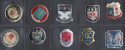 £1.95 • Buy UNUSED 1970's ESSO FOOTBALL FOIL CLUB BADGES - SELECT THE TEAM YOU NEED