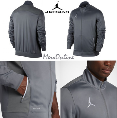 e46bda0d8106 SZ MEDIUM 🔥🆕 Nike Men s Air Jordan Flight Team Dri-Fit Jacket 696736-
