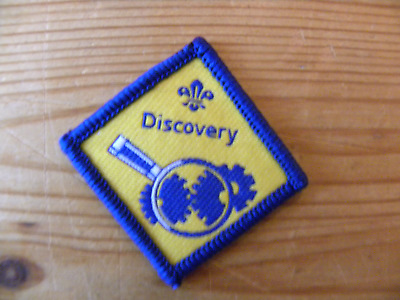 £1 • Buy Discontinued UK Scouting Beaver Scout Challenge Award Discovery
