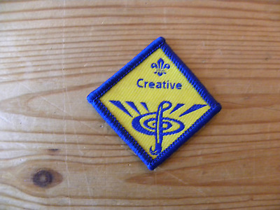 £1 • Buy Discontinued UK Scouting Beaver Scout Challenge Award Creative