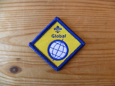 £1 • Buy Discontinued UK Scouting Beaver Scout Challenge Award Global