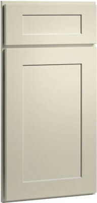 $5999.99 • Buy Fully Assembled All-Wood 10X10 Shaker Kitchen Cabinets In Olmsted Vanilla -White
