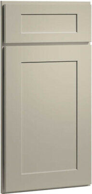 $5999.99 • Buy Fully Assembled All-Wood 10X10 Shaker Kitchen Cabinets In Olmsted Gray Ash