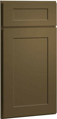 $5999.99 • Buy Fully Assembled All-Wood 10X10 Shaker Kitchen Cabinets In Olmsted Sage - Green
