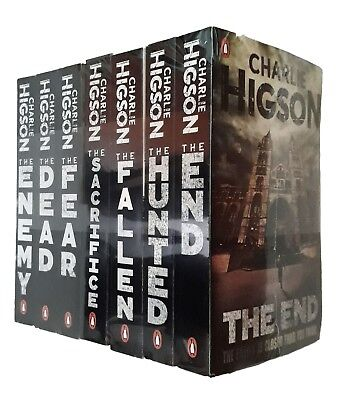 £18.90 • Buy Charlie Higson The Enemy Series 7 Books Teen Zombie Horror 1 -7 Dead Fear SF New